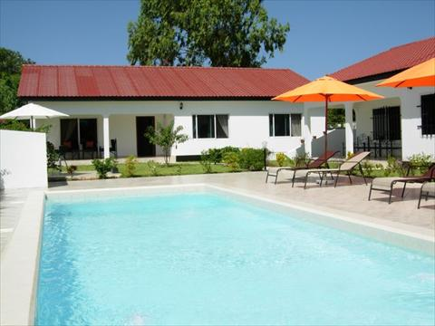 Luxury 3 Bed Bungalow in Brufut for rent in Gambia