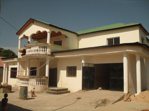 Storey Building for Sale Sanchaba in Gambia. House