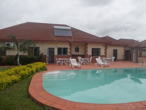 Gambia Villa with Private Pool in Brufut Gardens (Taf) for sale