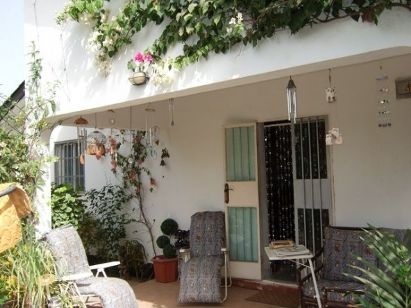 2 bed house in communal development with pool for sale Brufut Gambia
