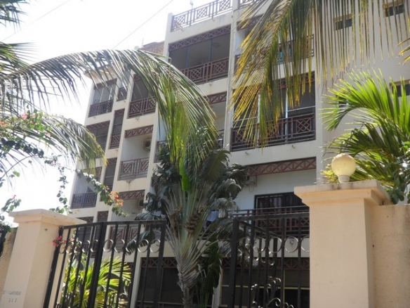 2 bedroom apartment in Brufut Gardens Gambia for sale