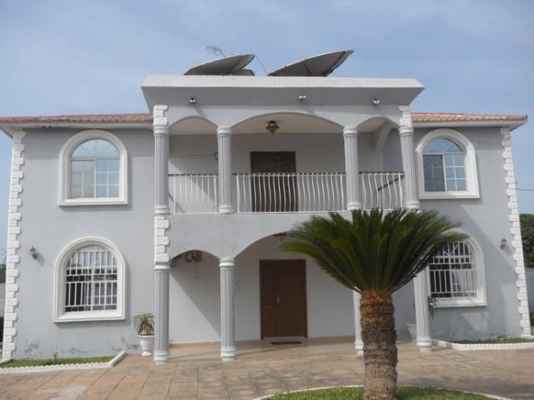 Beautifully furnished villa bijilo