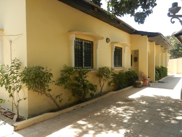 Family house in kerr serign Gambia for rent