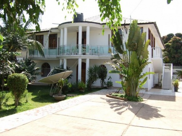 Ideal embassy house or large residential for sale -fajara The Gambia