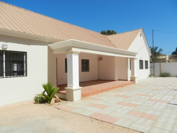 New house for sale Bijilo Gambia