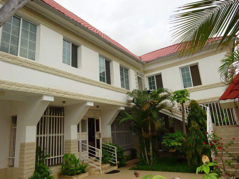 Furnished villa for rent fajara