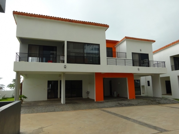 Fajara waterfront villa for sale