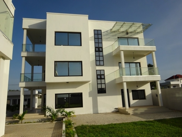 Brufut Heights villas for rent