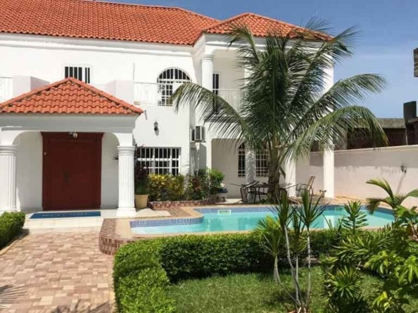 Houses for rent in Gambia