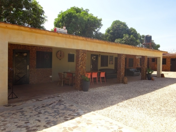 Brufut Guest house opportunity