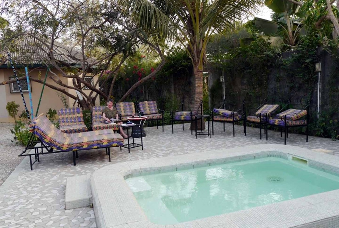 Successful Eco-lodge business and private residence