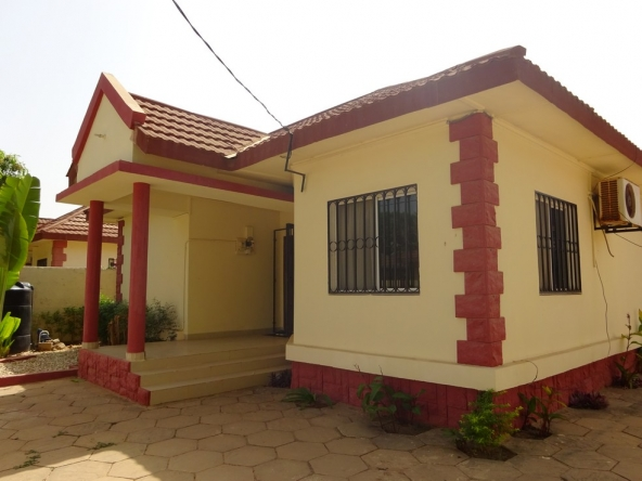 Furnished 3 bed house for rent